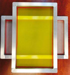 Screen Printing Screens