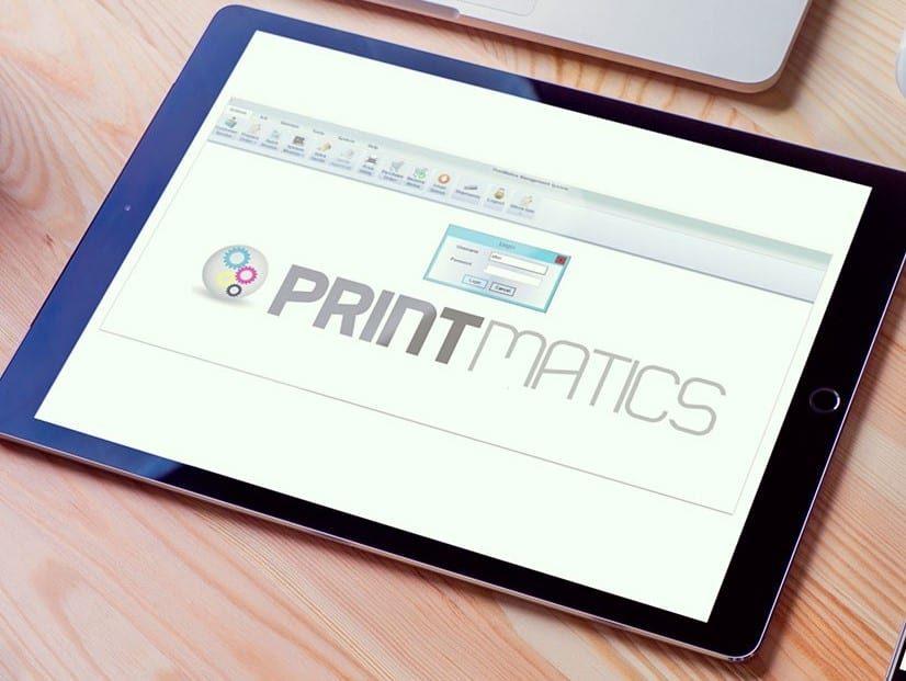 Print MIS - Printmatics